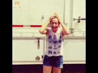 Zac Efron feat. Ashley Tisdale 'ALS Ice Bucket Challenge