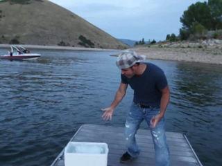 Devin supe rtramp ALS Ice Bucket Challenge