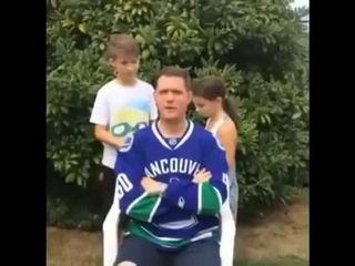 Michael Buble ALS Ice Bucket Challenge -Ice Bucket Challenge-