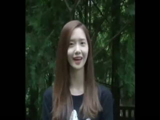 (SNSD Girl's Generation) Yoona Ice Bucket Challenge