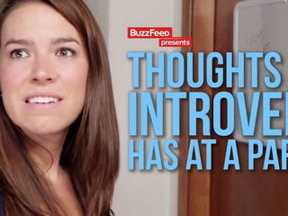 Thoughts An Introvert Has At A Party