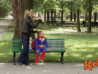 Superhero Strength Squirt - Just For Laughs Gag