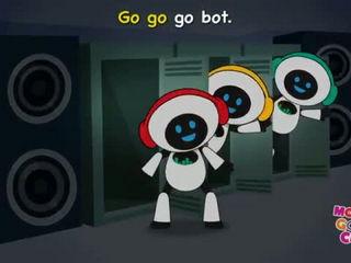 Rockin' Robot