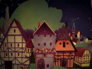 Princess Katie & Racer Steve Halloween Cartoon Song For Kids Children