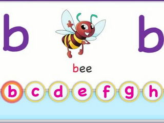 Super Simple ABCs Phonics Song- A - I