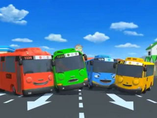 Tayo the Little Bus Opening theme song (S1)