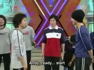 Xman Dangyunhaji Andy Vs Jun jin