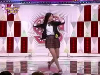 Jo Kwon & Boom - All the Single Ladies dance (Oct 17 09)