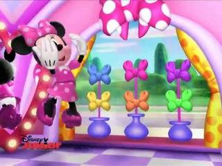 Minnie's Bow-Toons - Fashion Emergency