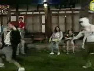 FO2 - Funny Performance (Heechul