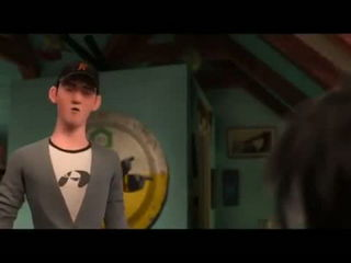 BIG HERO 6 Movie Clips - Meet The Team (2014) Disney Animation Movie HD