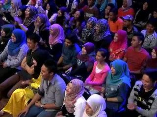 #HavocWarna #OhMyEnglish Sarjan bin Mejar berlatih memikat dalam bahasa Inggeris