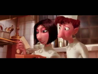 RATATOUILLE - FILM CLIP- -IT'S VERY HARD TO EXPLAIN