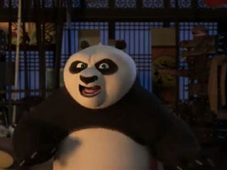 Po's Preposterous Punch - NEW KUNG FU PANDA