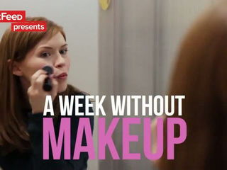 What It's Like To Stop Wearing Makeup For A Week