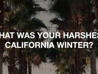 Californians Try To Guess Winter Hacks