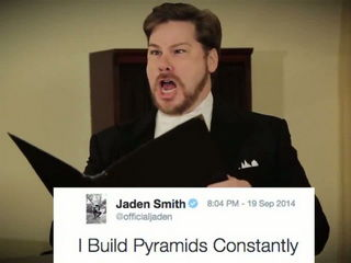 We Got An Opera Singer To Sing Jaden Smith Tweets And It Was Everything