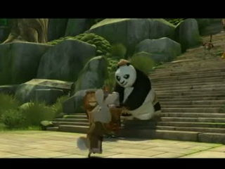 Kung Fu Panda (The Movie) Part 2