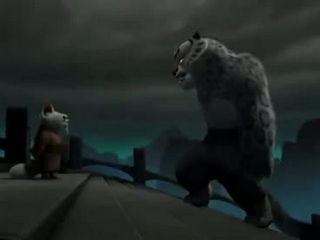 Master Shifu vs Tai Lung - Kung Fu Panda