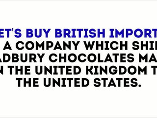 American Teens Try British Chocolates