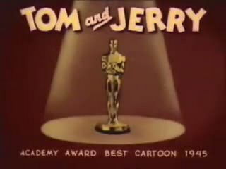 Walt Disney Cartoons - Tom & Jerry -