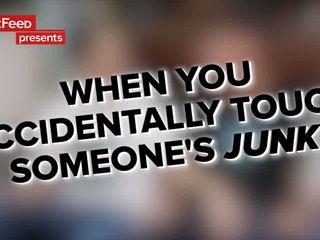 Touching Someone's Junk