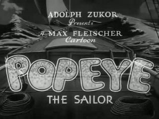 Popeye The Sailor Man Cartoon 115