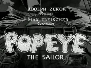 Popeye The Sailor Man Cartoon 124