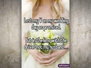 13 Shocking Wedding Confessions