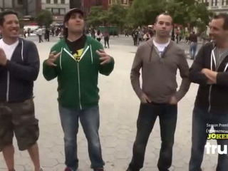 Impractical Jokers - Strip High Five