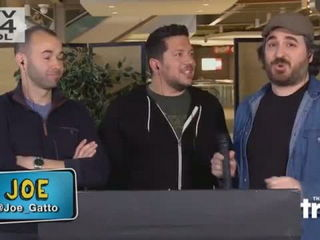 Impractical Jokers - A Quick Smooch Or An Angry Wife