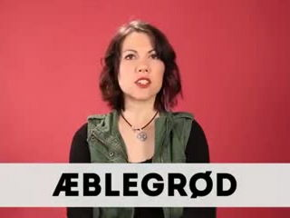 Watch These Americans Try To Pronounce Danish Words