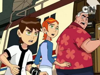 Ben 10 Shorts - Dogged Pursuit