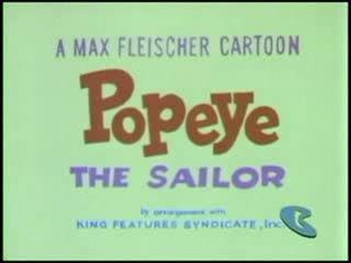 Popeye the Sailor - Popeye presents Eugene