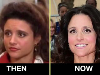 The Cast Of Seinfeld Then Vs. Now