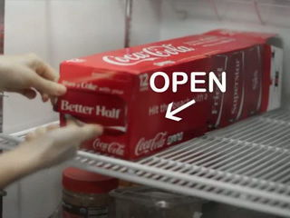 The Coolest Way To Store Soda