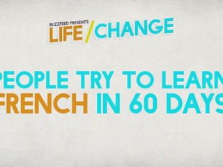 60 Days Trying To Learn French