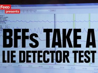 Best Friends Take A Lie Detector Test And Surprise Each Other With Brutal Honesty