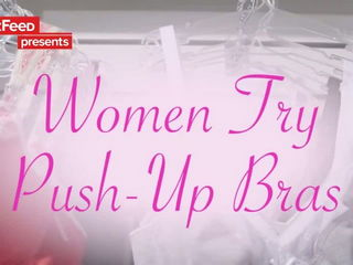 "3 Push-Up Bras That Will Make You Say ""DAMN"""