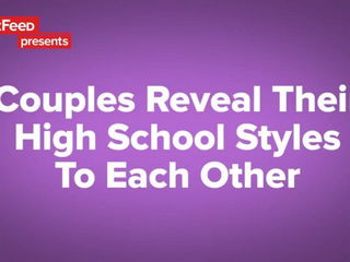 Couples See Each Other's High School Clothes For The First Time