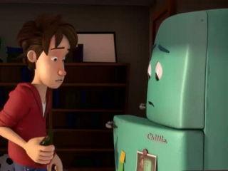 CGI Animated Short HD- -Runaway- by Susan Yung