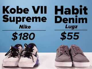 Can These Women Guess Which Men's Sneaker Is More Expensive ?