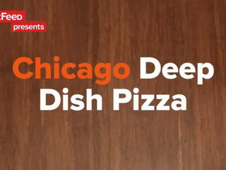 People Try Chicago Deep Dish Pizza For The First Time