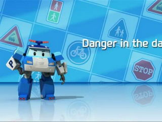 Robocar Poli -danger in the dark-