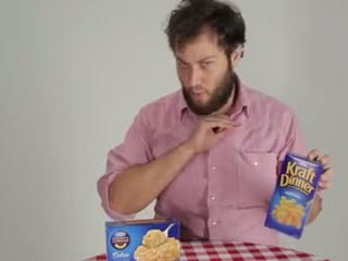 Canadian KD Vs American Mac 'N' Cheese