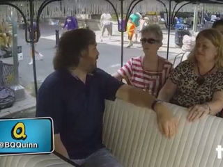Impractical Jokers - Deeply Disturbing Carriage Ride