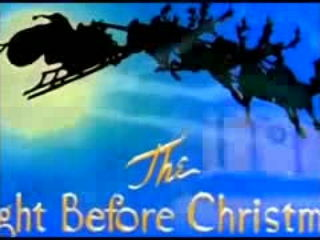 Tom and Jerry Cartoons - The Night Before Christmas -