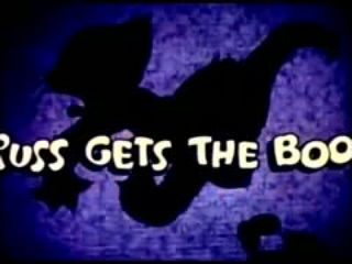 Tom and Jerry cartoons - Russ Gets The Boo -