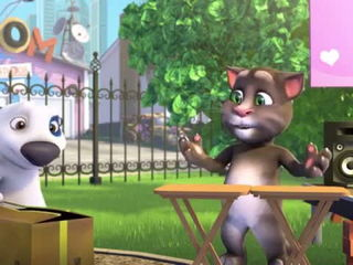 Talking Tom and Friends - Strategic Hot Mess -