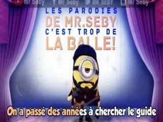Cool - Kendji Girac sang by Parodie Minions
